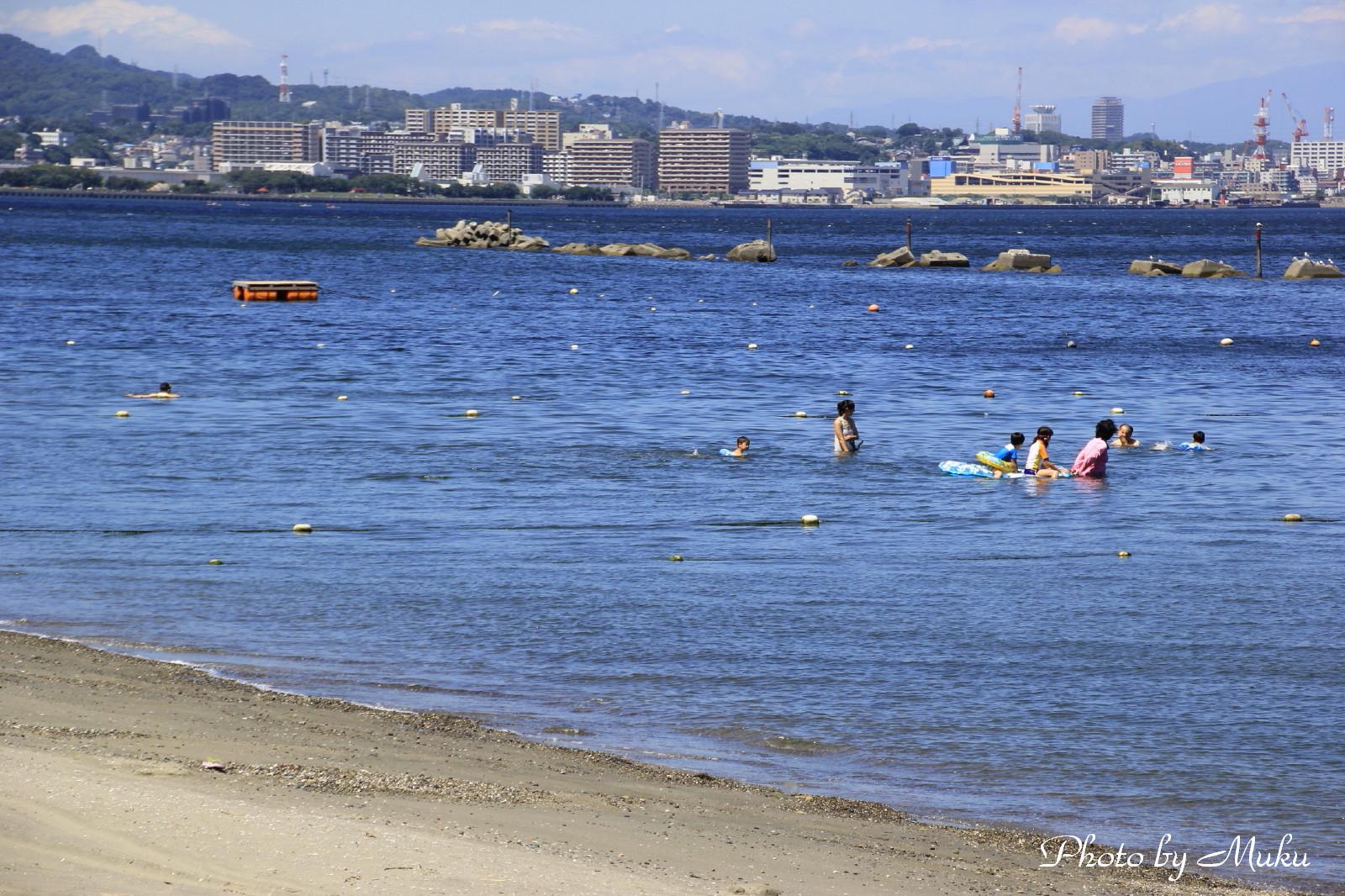 2014.8.19 走水海岸 (神奈川県横須賀市)