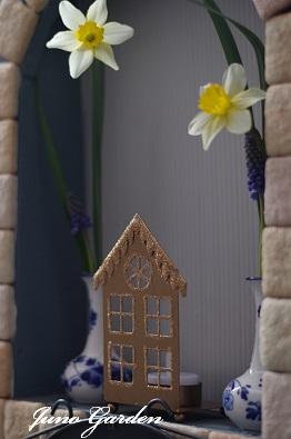 飾り窓水仙