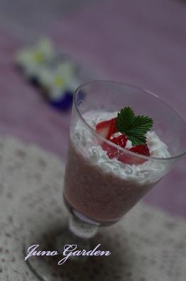 イチゴヨーグルト