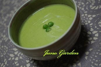 エンドウ豆スープ14