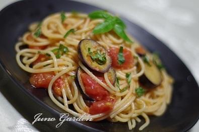 ナストマトスパゲティー