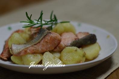 鮭ジャガイモ0908