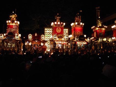 熊谷うちわ祭⑩