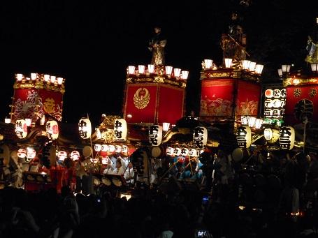熊谷うちわ祭⑪