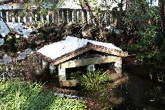 ⑧湧玉・木曾三社神社