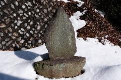 ⑭芭蕉句碑 木曾三社神社