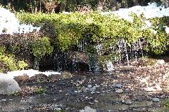 ⑩旭の滝 木曾三社神社