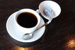 セットメニュー・コーヒー 210円