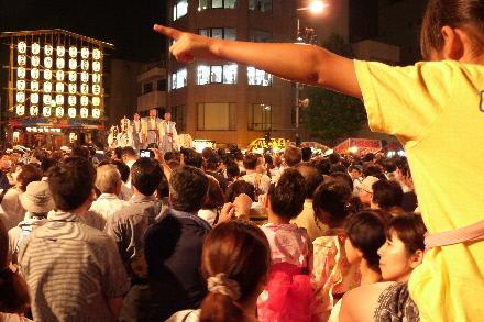 熊谷うちわ祭 ⑮