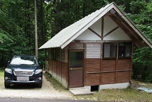 蘭キャンプ場