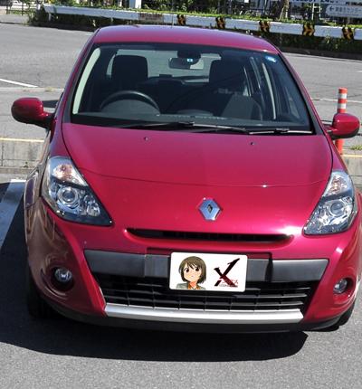 るーちゃん車検1
