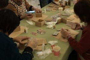 ミニ木工教室1