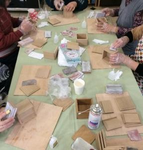 ミニ木工教室2