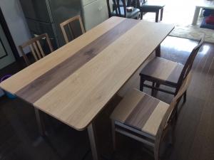ダイニングテーブルセット1