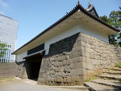 江戸城_清水門2