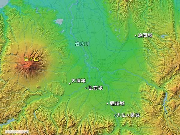 津軽平野南部