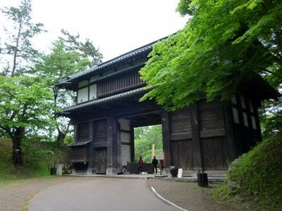 弘前城10