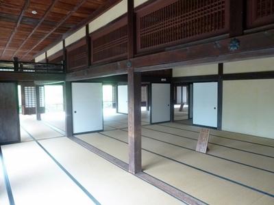 掛川城11