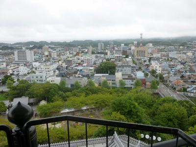 掛川城21