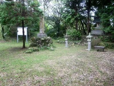 勝間田城10