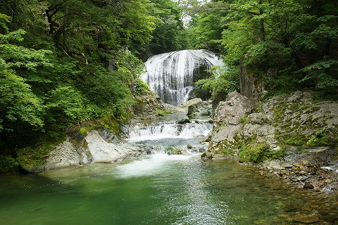 関山大滝DSC03674