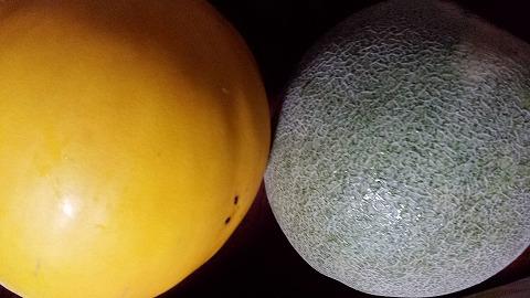 惑星整列20140808_174603