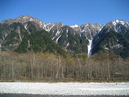 霞沢岳・六百山