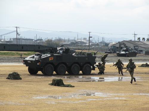 徳島駐屯地 030