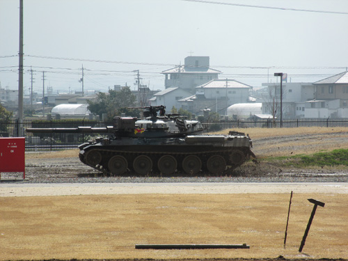 徳島駐屯地 035