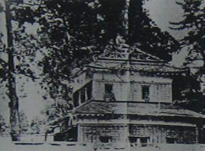 佐倉城銅櫓