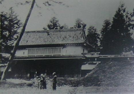 佐倉城二の御門