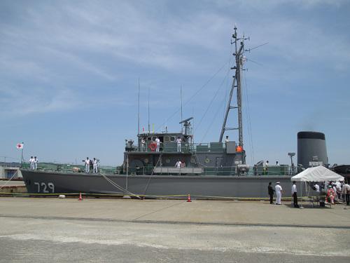 掃海管制艇まえじま 004