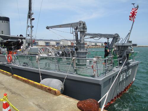 掃海管制艇まえじま 008
