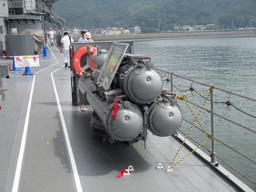 護衛艦あぶくま 011