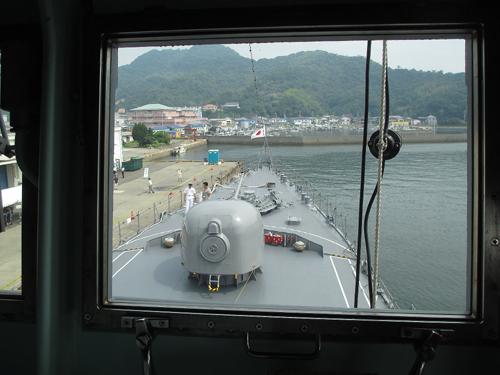 護衛艦あぶくま 023