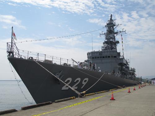 護衛艦あぶくま 026