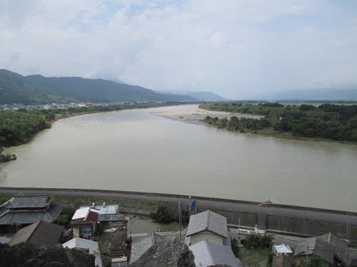 西条城・川島城・脇城・大西城 006