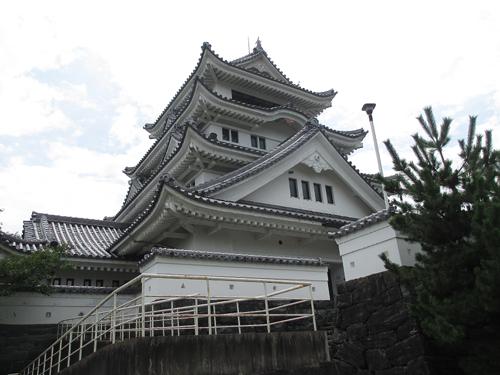 西条城・川島城・脇城・大西城 009