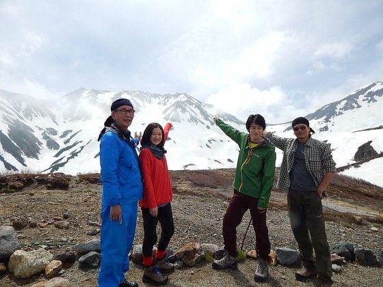 20140608富山県立山連峰を登る002