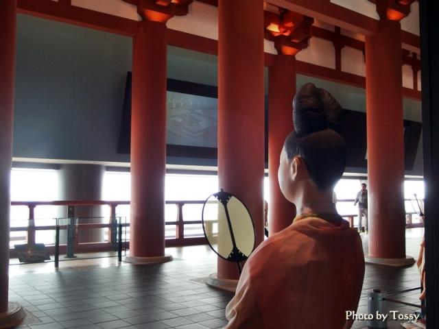 大阪歴史博物館 大極殿