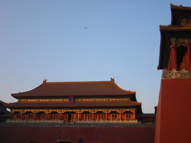 中国天安門