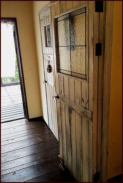アンティーク ドア