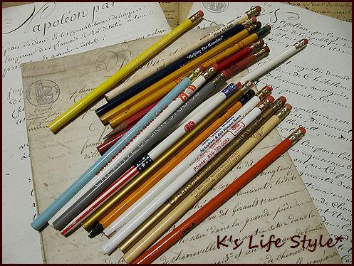 アンティーク 鉛筆