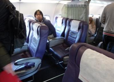 S7航空 機内