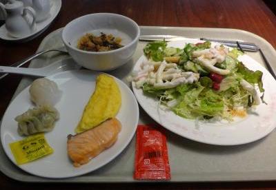JALシティ長崎 朝食