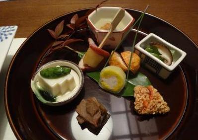 界 箱根 夕食3