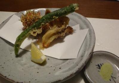 界 箱根 夕食7