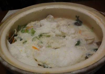界 箱根 夕食10