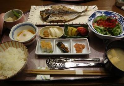 界 箱根 朝食2