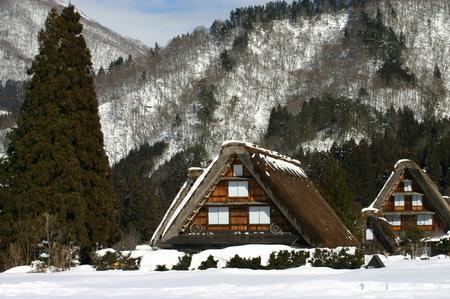 スキーやスノボーはちょと。。でも雪を楽しみたい!! 雪景色 世界遺産 白川郷合掌集落を見てみたい!! そんな方にはピッタリの冬旅行です ②